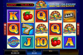 Cash Splash Screenshot