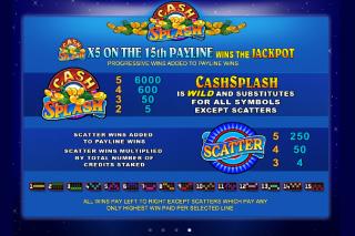 Cash Splash Jackpot