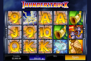 Thunderstruck Screenshot
