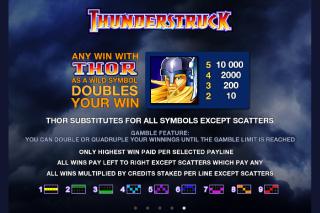 Thunderstruck Wilds