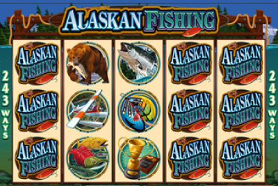 Alaskan Fishing New Mobile Slot from Microgaming out June 4th