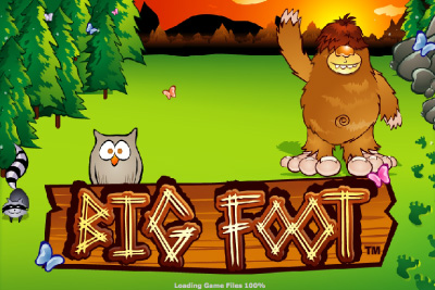 Big Foot Mobile Video Slot