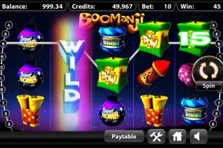 Boomanji Expanding Wild