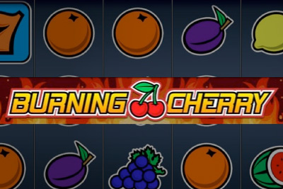 Burning Cherry Mobile Video Slot