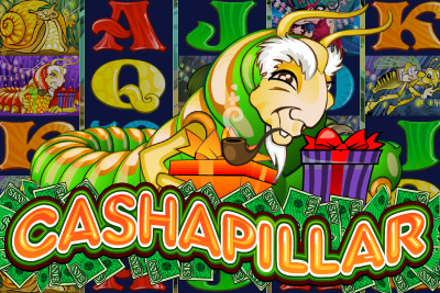 Cashapillar Mobile Slot Review