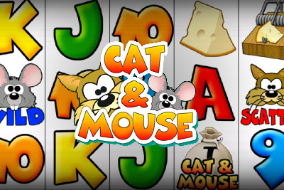 Cat & Mouse mFortune Mobile Slot