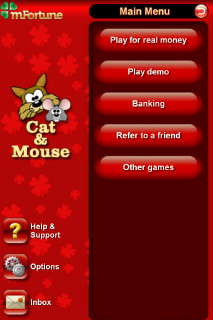 Cat & Mouse Lobby
