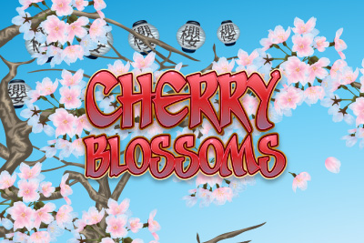Cherry Blossoms Mobile Video Slot