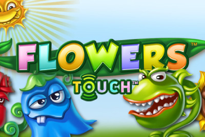 Flowers Touch Mobile Video Slot