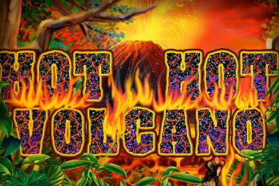 Hot Hot Volcano Mobile Video Slot