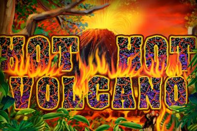 Hot Hot Volcano Mobile Video Slot