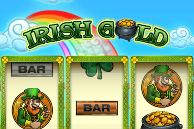 Irish Gold Video Slot