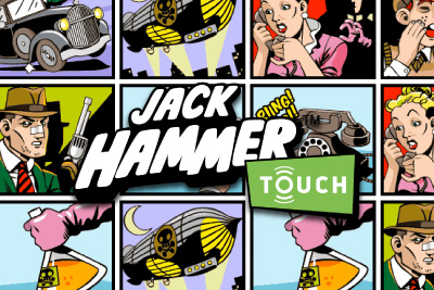 Jack Hammer Touch Mobile Video Slot