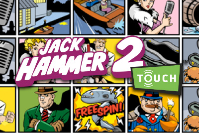 Jack Hammer 2 Mobile Video Slot