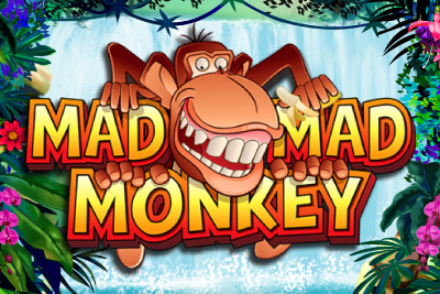 Mad Mad Monkey Mobile Video Slot