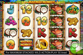 Mad Mad Monkey Screenshot