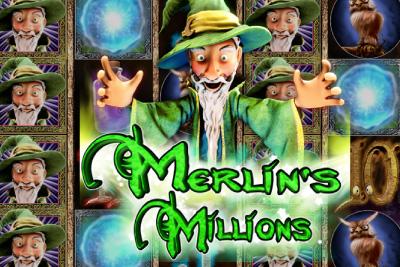 Merlin's Million Mobile Slot by NextGen