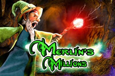 Merlin's Millions Mobile Video Slot
