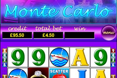 Monte Carlo mFortune Mobile Slot
