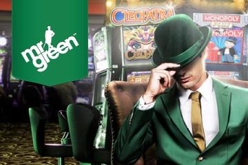 Mr Green Mega Jackpots Prize Draw