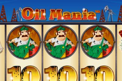 Oil Mania Mobile Video Slot