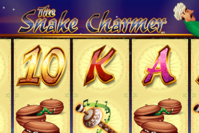 The Snake Charmer Mobile Video Slot