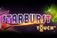 Starburst Touch Mobile Slot Logo