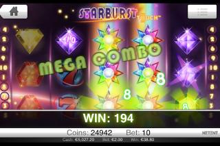 Starburst Mega Combo