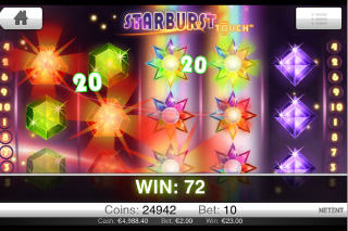 Starburst Win