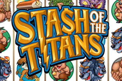 Stash of the Titans New Mobile Slot from Microgaming