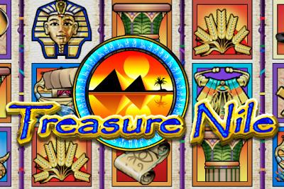 Treasure Nile Mobile Slot