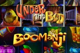 Play Under the Bed & Boomanji at Mr Green Casino