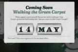 Mr Green - Walking The Green Carpet, Coming May 14th