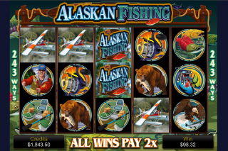 Alaskan Fishing Free Spins