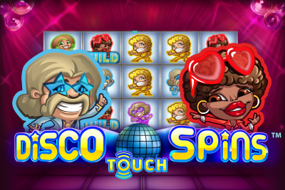 Disco Spins Touch Mobile Slot