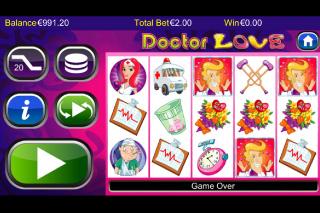 Doctor Love Mobile Slot Screenshot