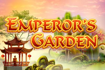 Emperor's Garden Mobile Slot