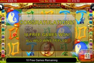 Emperor's Garden Free Games