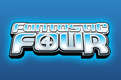 Fantastic Four Mobile Slot Screenshot