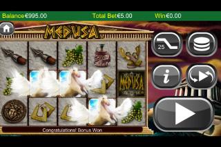 Medusa Pegasus Bonus