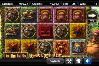 Rook's Revenge Screenshot