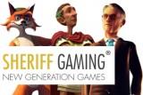 Sheriff Gaming Mobile Smart Slots Provider