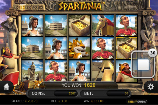 Spartania Screenshot