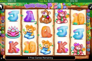 Teddy Bear's Picnic Screenshot