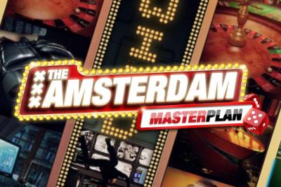 The Amsterdam Masterplan Mobile Slot
