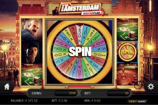 The Amsterdam Masterplan Spins