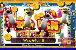 Foxin' Wins Mobile Slot Free Games