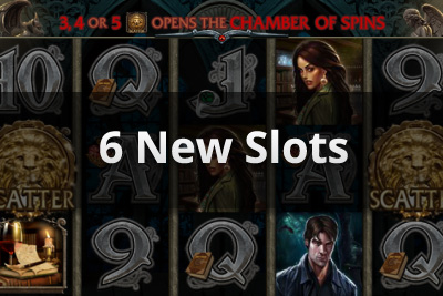 Six New Mobile Slots Reviewed - Including Immortal Romance