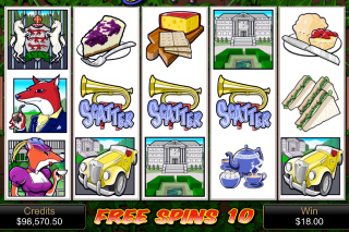 Tally Ho Free Spins