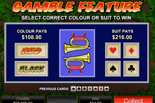 Tally Ho Gamble Feature